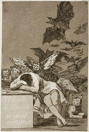 Los Capricchos Goya